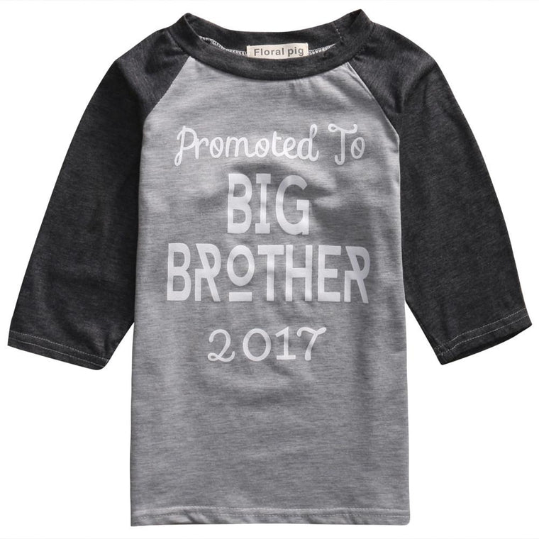Promoted to Big Brother Shirt