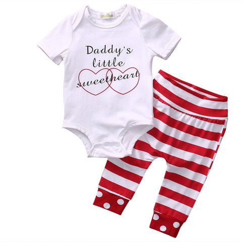 Daddy's Little Sweetheart Set