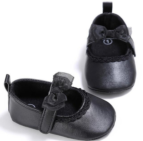 Bowknot First Walker Shoes
