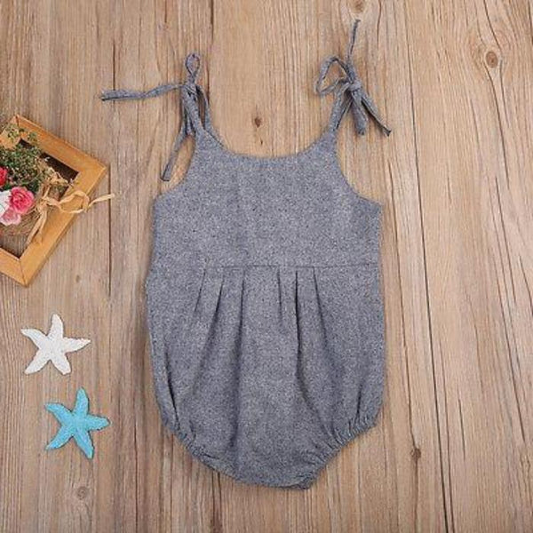 Tammy Laced Romper