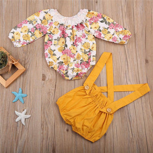 Juliana Floral Set + 50 % OFF Hearts Bow Shoes