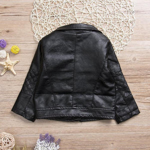 Shannon Leather Jacket by Elsewhereshop