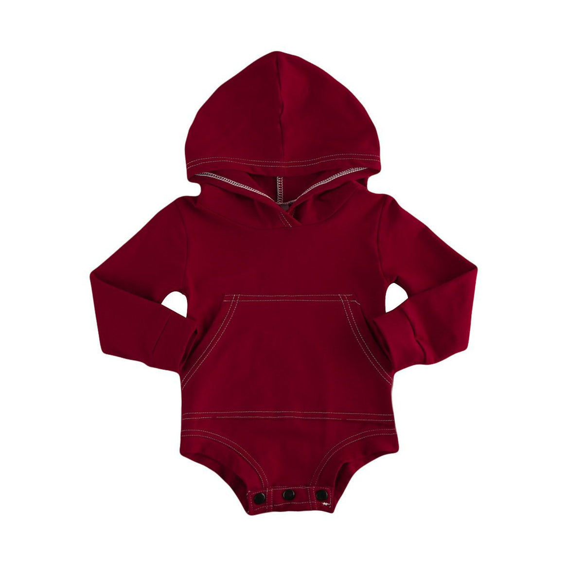 Chloe Hooded Romper