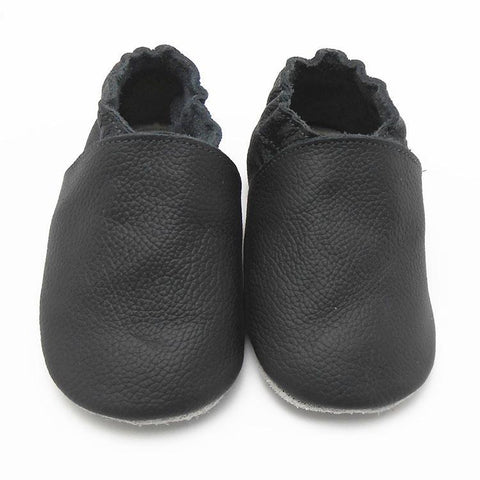 Leather Soft Toddler Moccasins
