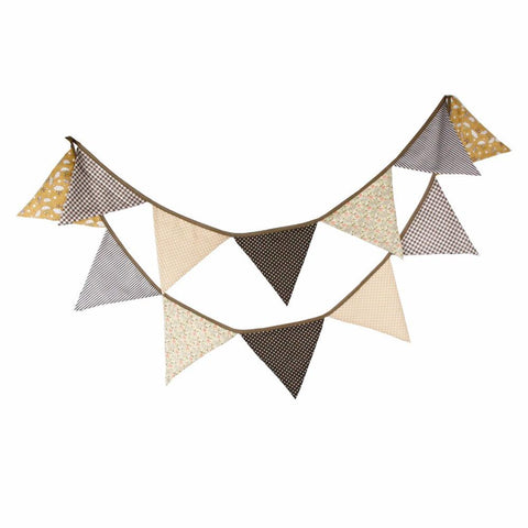Coffee Bunting Flags