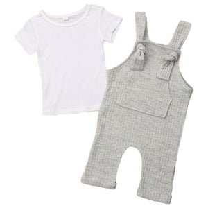Raphael Top and Overall Set by Elsewhereshop
