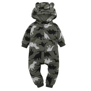 Rex Hooded Jumpsuit by Elsewhereshop