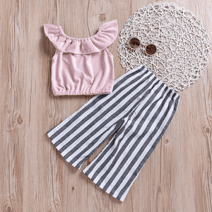 Riorose Top and Pants Set by Elsewhereshop