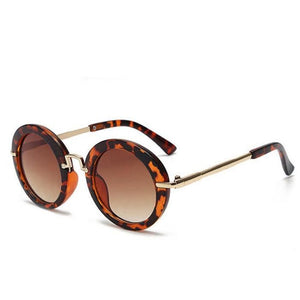 Riri Leopard Sunglasses by Elsewhereshop