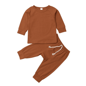 River Top and Pants Set by Elsewhereshop