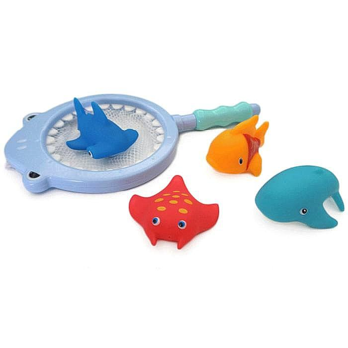 Finneas Rubber Aqua Bath Toy by Elsewhereshop