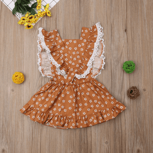 Shahara Lace Dress by Elsewhereshop