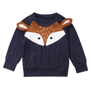 Swiper Fox Sweatshirt by Elsewhereshop