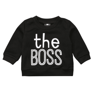 The Boss Sweatshirt by Elsewhereshop