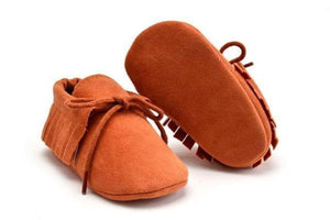 Nathan Knot Moccasin by Elsewhereshop