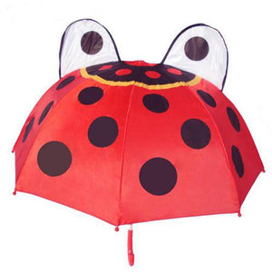 Lady Bug Umbrella by Elsewhereshop