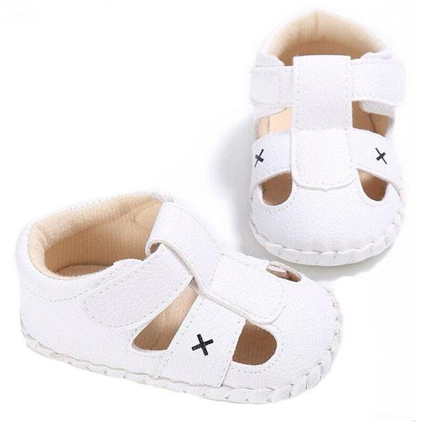 Matthew Leather First Walker Shoes
