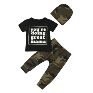 You're Doing Great Mama Set by Elsewhereshop