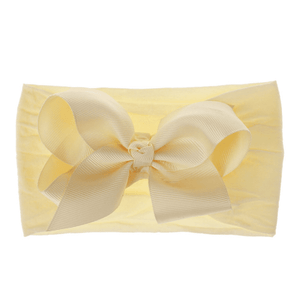 Yumi Bowknot Headband by Elsewhereshop