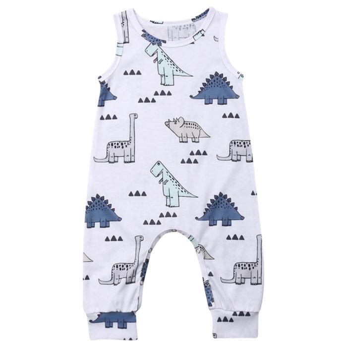 Zander Dino Jumpsuit by Elsewhereshop