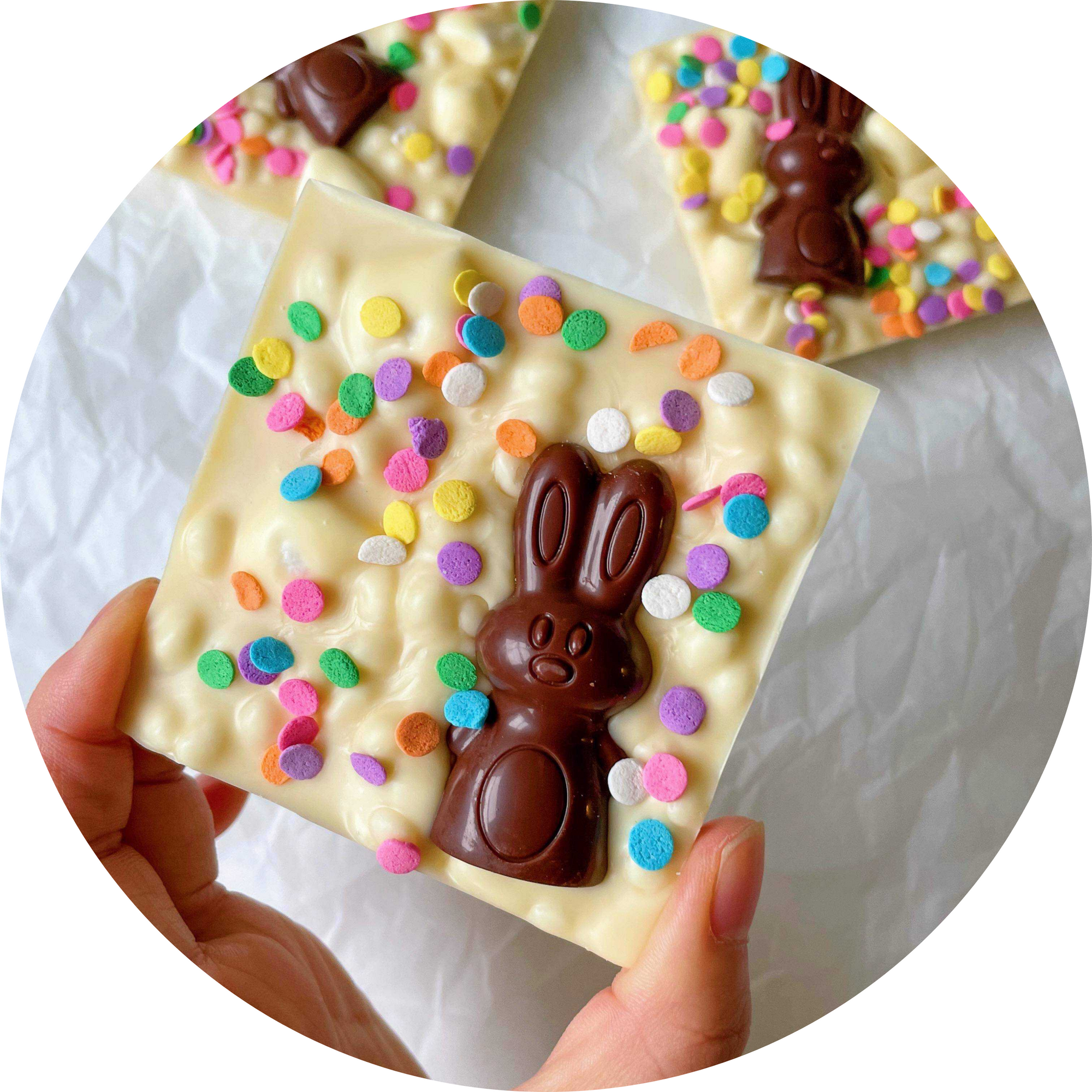 Limited Edition: Miffy Bunny Bar 70g