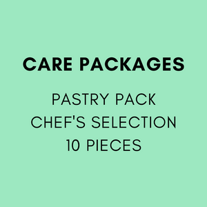 Pastry Box - Chef's Selection - 10 pieces - PICK UP ONLY