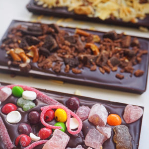 CLASS | comprehensive chocolate education plus chocolate tasting