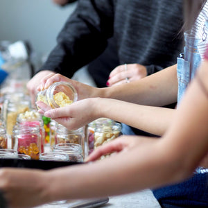 CLASS | kids make chocolate workshop