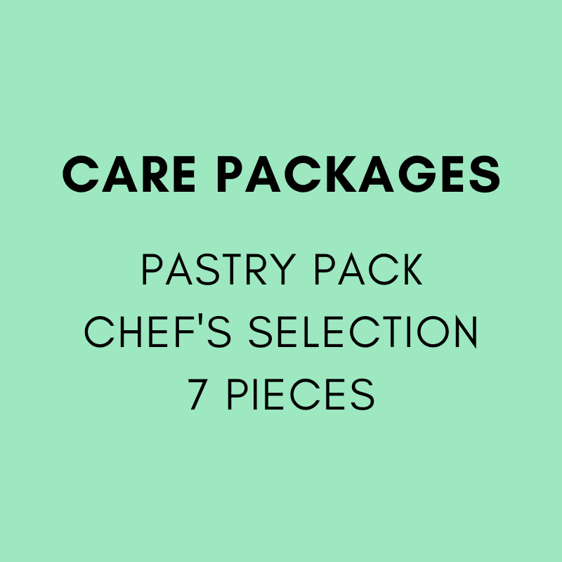 Pastry Box - Chef's Selection - 7 pieces - PICK UP ONLY