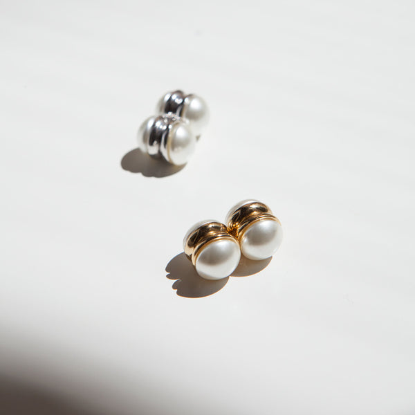 Morning Dew Magnetic Earrings (Small) - Arium Collection