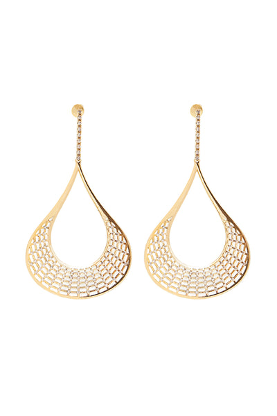 Crescent Earrings - Arium Collection
