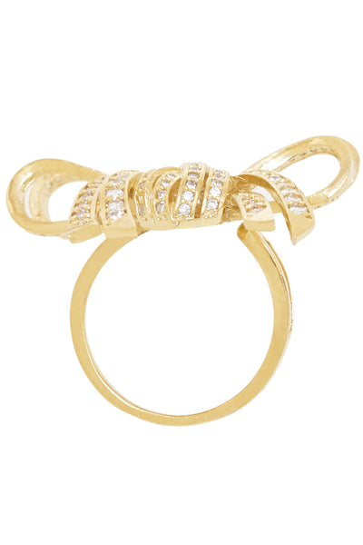 Ribbon Medium Ring - Arium Collection
