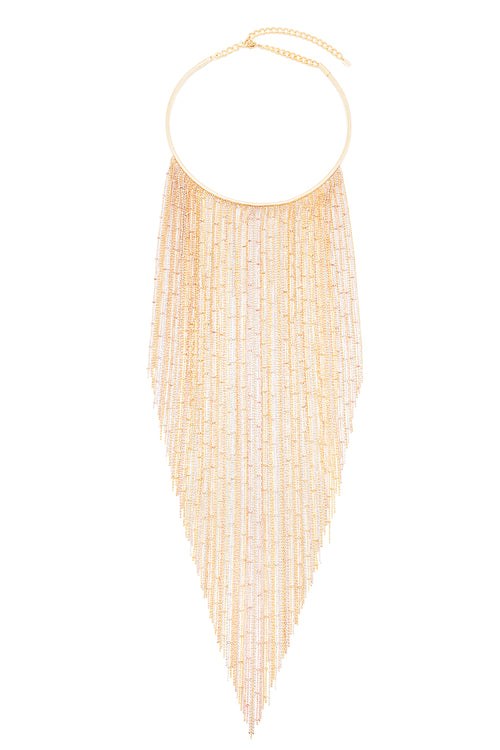 Monsoon Neck Choker (Long) - Arium Collection