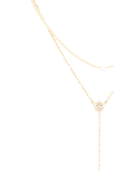 Shooting Star Necklace (Tube) - Arium Collection