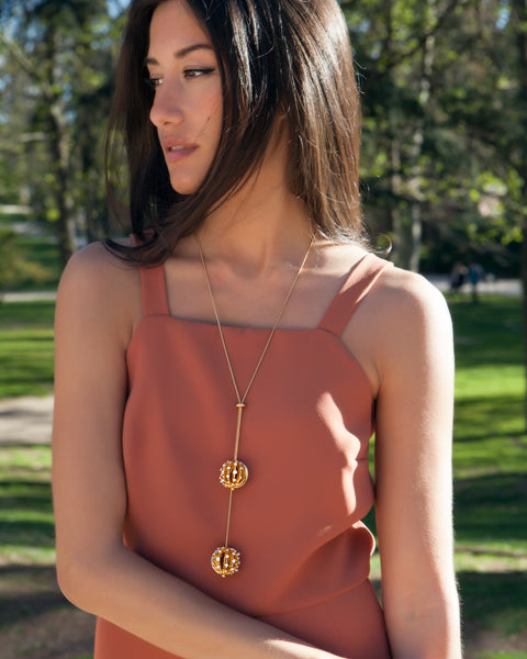 Eclipse Necklace - Arium Collection