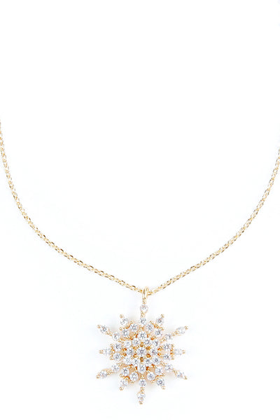 Frozen Big Necklace - Arium Collection