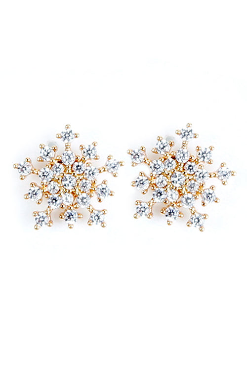 Frozen Small Earrings - Arium Collection
