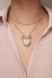 Heart Necklace (Medium) - Arium Collection
