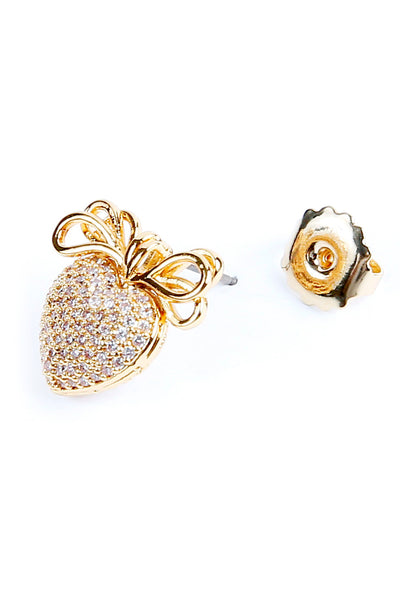 Heart Earrings - Arium Collection