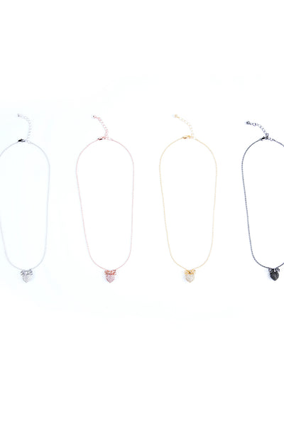 Heart Necklace (Small) - Arium Collection