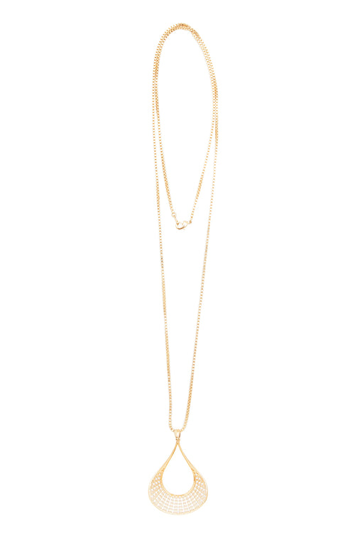 Crescent Necklace - Arium Collection