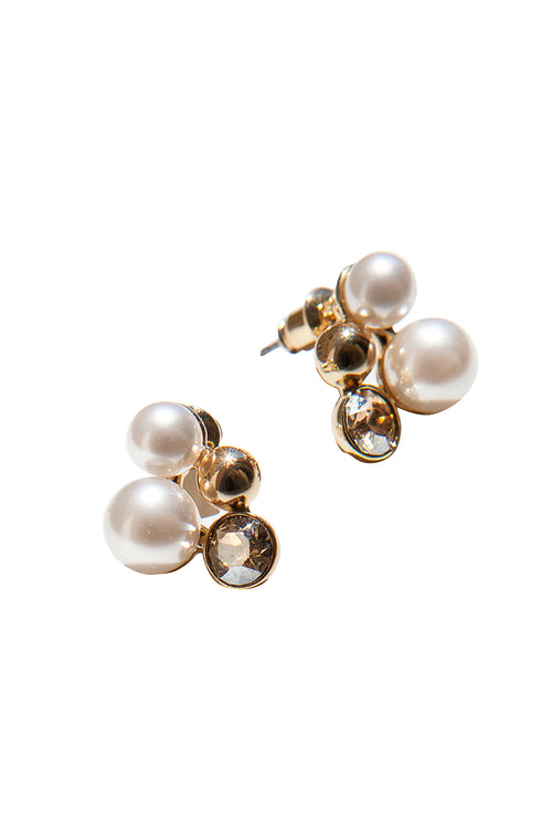 Morning Dew Earrings (Stud)