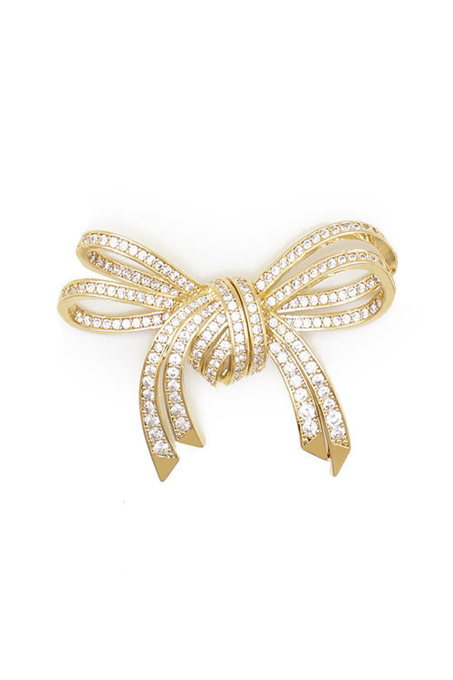 Ribbon Swing Brooch - Arium Collection
