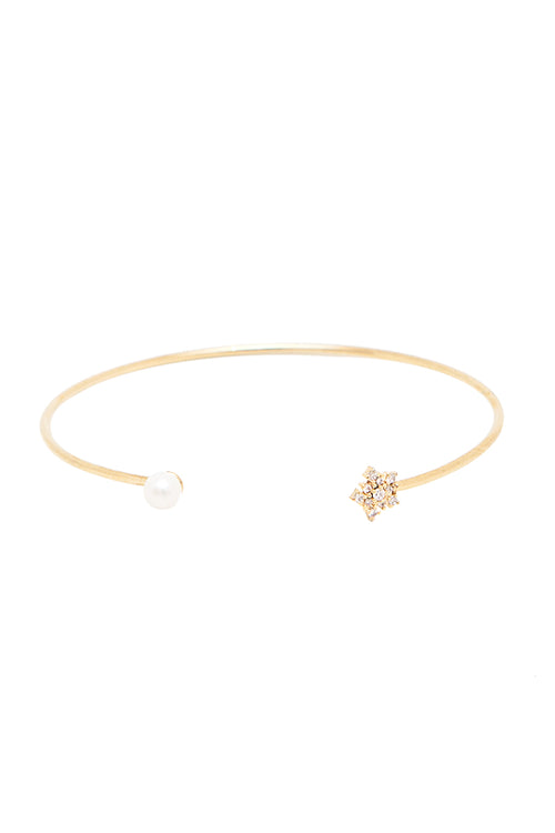 Shooting Star Bangle - Arium Collection