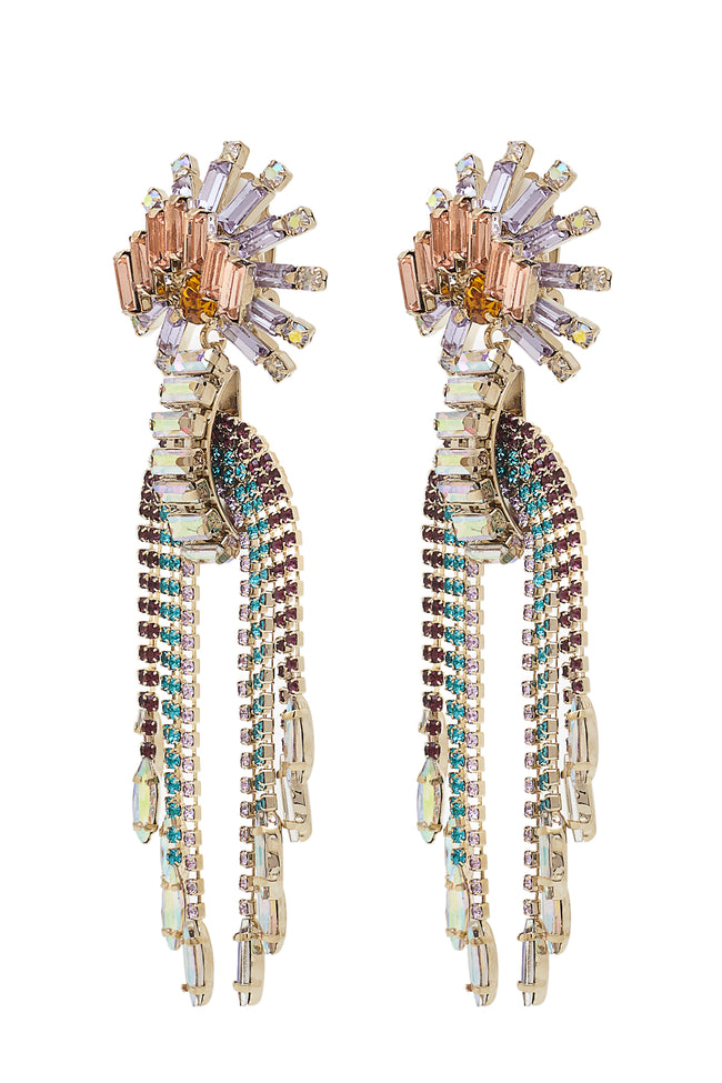 Sunrise Chandelier Earrings