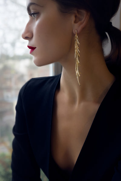 Tree Earrings - Arium Collection