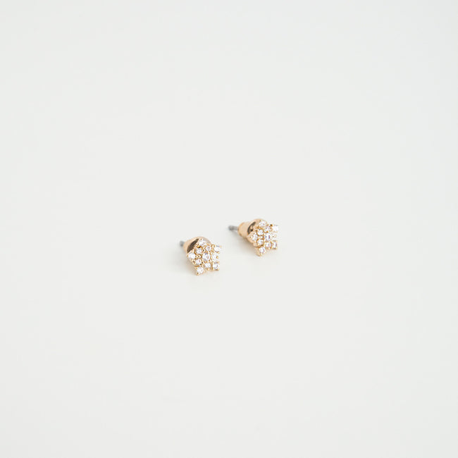 Shooting Star Earrings (Stud)