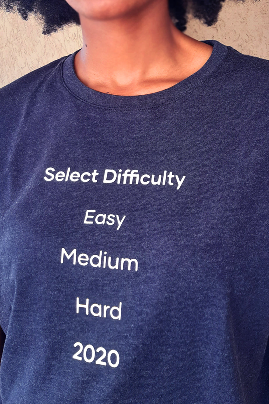 Select Difficulty Tee B