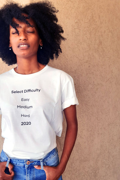 Select Difficulty Tee W