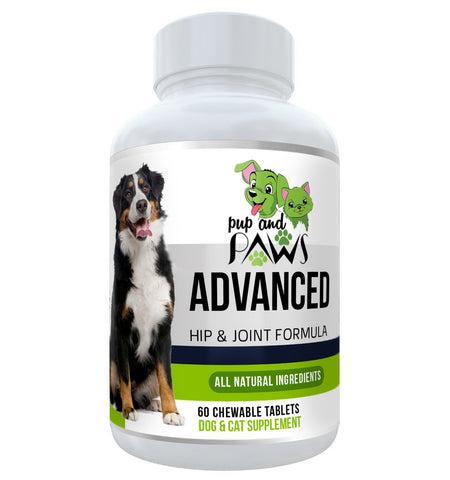 Advanced Hip and Joint Supplement Formula Chewables